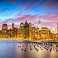 The Color Of New York City by Victor Utama