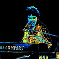 The Colorful Sound Of Bad Company 1977 by Ben Upham