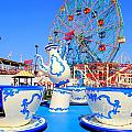 The Colors Of Coney by Ed Weidman