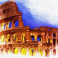 The Colosseum by Don Kuing