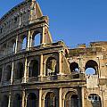 The Colosseum by Jason O Watson