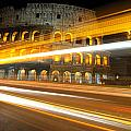 The Colosseum Lights by Jeremy Voisey