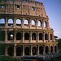The Colosseum by Luigi Petro