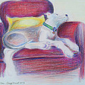 The Comfy Chair by Ginny Schmidt