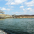 The Conowingo Dam by Trina  Ansel