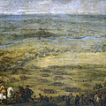 The Conquest Of Lleida by Pieter Snayers