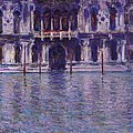 The Contarini Palace by Claude Monet