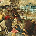 The Conversion Of Saint Paul by Tintoretto