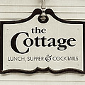 The Cottage In Lake Placid New York  by Lisa Russo