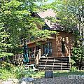 The Cottage by Steve Knapp