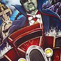 The Count Cool Rider by Mike Vanderhoof