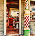 The Country Barber by Paul Ward