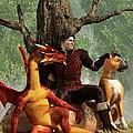The Courageous Hunters by Daniel Eskridge