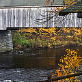 The Covered Bridge by Don Powers