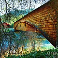 The Covered Bridge by Long Love Photography