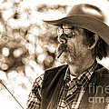 The Cowboy Angler by Jim Garrison