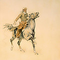 The Cowboy by Mountain Dreams