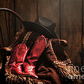 The Cowgirl Rest by Olivier Le Queinec