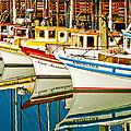 The Crab Fleet by Bill Gallagher