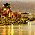 The Crab Shack Sparkles by Ola Allen
