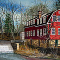 The Cranford Mill by Daniel Carvalho