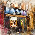 The Creperie by Evie Carrier