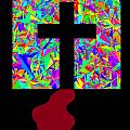 The Cross In Fauvism by Bruce Nutting