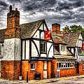 The Cross Keys Pub Dagenham by David Pyatt