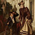 The Crossing Sweep by William Powell Frith