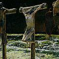 The Crucifixion by Nikolai Nikolaevich Gay
