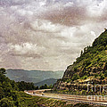 The Curve Blue Ridge Parkway by Tom Gari Gallery-Three-Photography