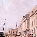 The Custom House, From London by Thomas Shotter Boys