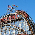 The Cyclone by Ed Weidman
