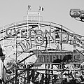 The Cyclone In Black And White by Rob Hans