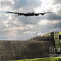 The Dambusters Over The Derwent by J Biggadike