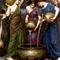 The Danaides by John William Waterhouse
