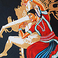 The Dance Divine Of Odissi by Ragunath Venkatraman