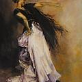 The Dancer by Diane Kraudelt