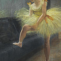The Dancer by Pierre Carrier-Belleuse