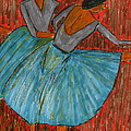The Dancers by John Giardina
