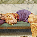 The Day Dream by John William Godward