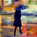 The Day For An Umbrella by Dragica  Micki Fortuna