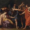 The Death Of Lucretia by Gavin Hamilton