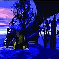 The Deep by Amanji jill Duke