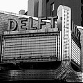 The Delft Marquette Mi by Michelle Calkins