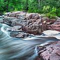 The Dells Of The Eau Claire River  by Jonah Anderson