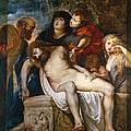 The Deposition by Peter Paul Rubens