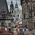 The Depths Of Prague by Joan Carroll