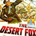 The Desert Fox, Aka The Desert Fox The by Everett