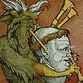 The Devil by Eduard Schoen